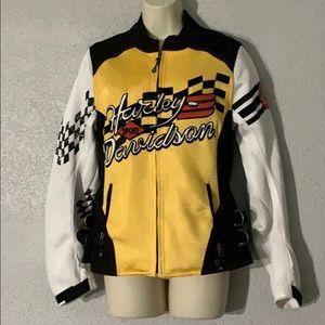 NEW Harley Davidson mesh riding jacket